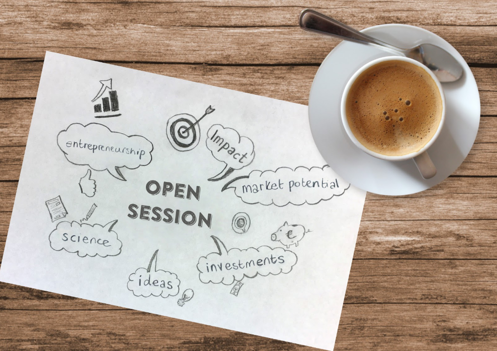 Open Session: Market potential of your Research